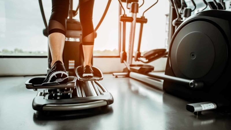 Do Ellipticals help lose Belly Fat ?
